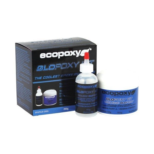 Ecopoxy GlowPoxy Blue