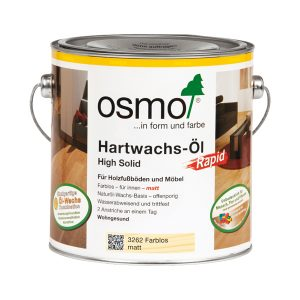 Osmo Hartwachs Rapid farblosmatt
